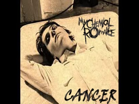 My Chemical Romance - Cancer [Lyrics Video]