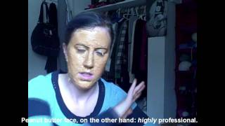 5AK 5/17: Peanut-Butter Face Still Has Complex Person Underneath