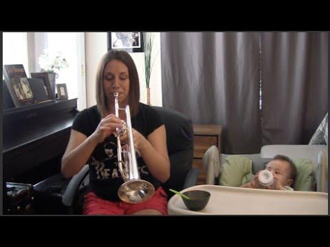 Melissa M Scott's new music practice routine