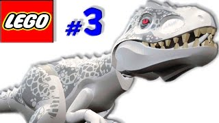 🐈 ЛЕГО мультик ИГРА про динозавров Парк юрского периода [3]