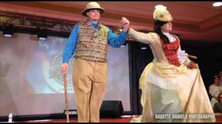The Steampunk World's Fair Fashion Show - Hosted by Redfield Design  (Short)