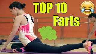 Top 10 Funniest Farts On Live TV History Part2