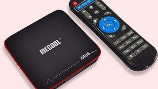 ✅ ДЕШЕВЫЙ TV Box с GEARBEST!!! Mecool M8S PRO W