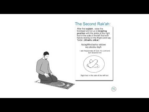 How to Perform Daily Islamic Prayers (Salat) - Jafari/Shi'a School of Thought
