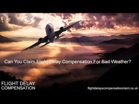 can-you-claim-flight-delay-compensation-for-bad-weather