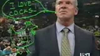 DX Messes with Vince