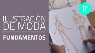 Cómo dibujar figurines de moda: proceso creativo