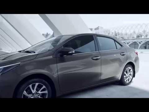Toyota Corolla. Νέα, εμπνευσμένη σχεδίαση.
