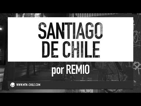 Santiago de Chile  por REMIO