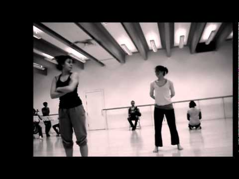Rehearsal of Music Collaborations 2011