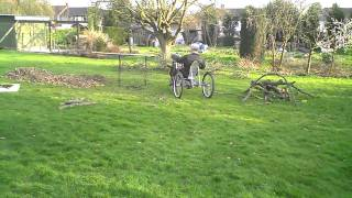 Delta Flier Trike (Atomic Zombie)