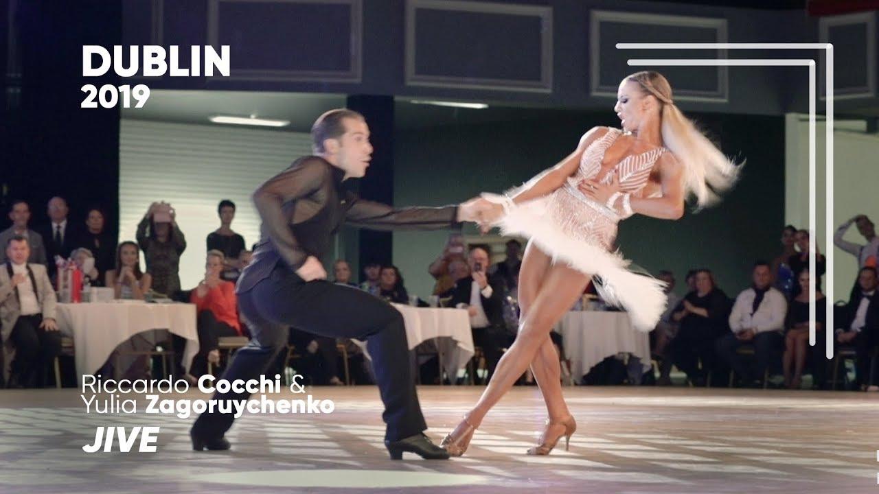 Download Riccardo Cocchi - Yulia Zagoruychenko | 2019 Dublin | Showdance Jive