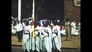 Cameroun 1958 Défilé du 14 juillet (?) à Yaoundé