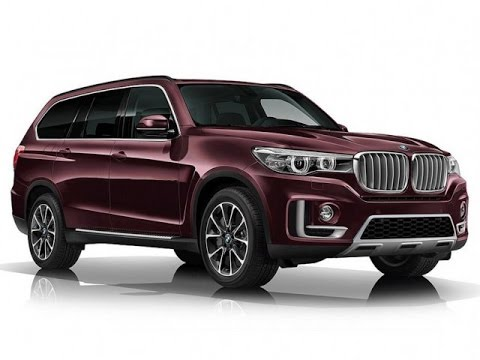 2017 BMW X7 – Price and Release Date   YouTube