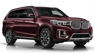 2017 BMW X7 – Price and Release Date