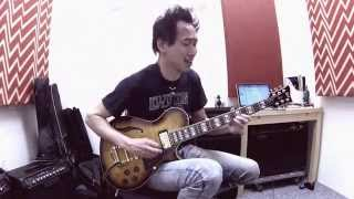 All Of Me - Sarah Vaughan (Scat + Guitar) on ESP LTD PC-1V