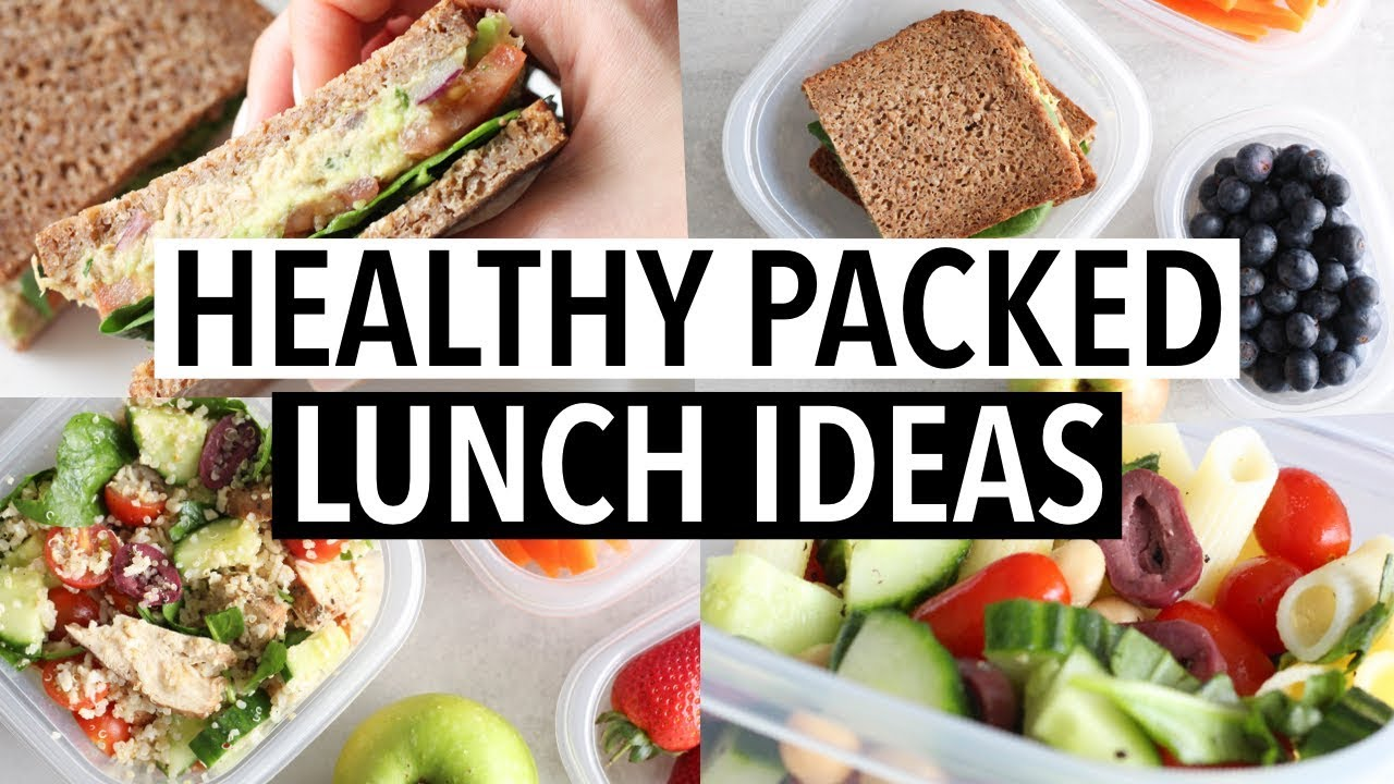 Easy healthy lunch ideas school work packed lunches youtube easy healthy lunch ideas school work packed lunches forumfinder Choice Image