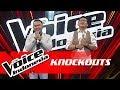 Gancar Vs Gok Knockouts The Voice Indonesia Gtv 2018
