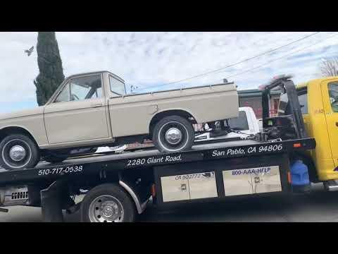 My 1969 Datsun 521
