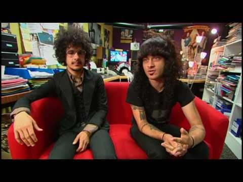 THE MARS VOLTA Guest Program 'RAGE' 1 Of 2 MORNING SHOW Hi-Res