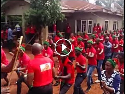 IPOB Dares Arewa Youth: See What is Happening at Kanu's House