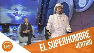 Bombo Fica cuenta la historia del superhombre | Vértigo 2005