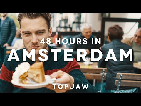 48 HOURS IN AMSTERDAM Ft. Apple Pie, Genius Cocktails And Rockstars - OUR ALTERNATIVE GUIDE