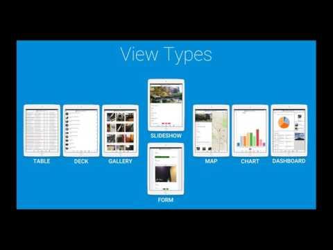 UX Design For Mobile Apps: Deep Dive Webinar 9.22.16 | AppSheet