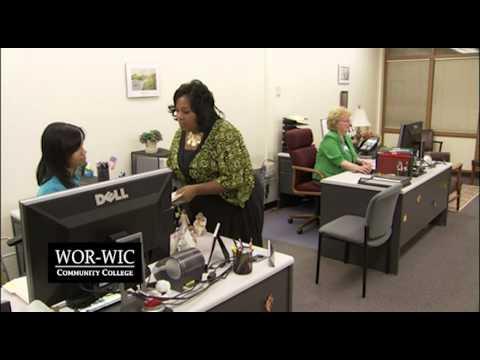 Wor Wic Community College Maria Master Youtube