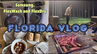 플로리다 | 한국에서 온 택배 / 삼성 플렉스워시 드럼…