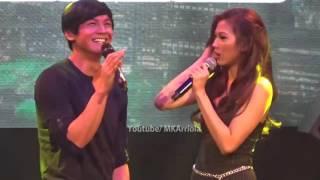Alex Gonzaga Joseph Marco Nag-Comedy Show sa Harana in Concert sa Music Museum