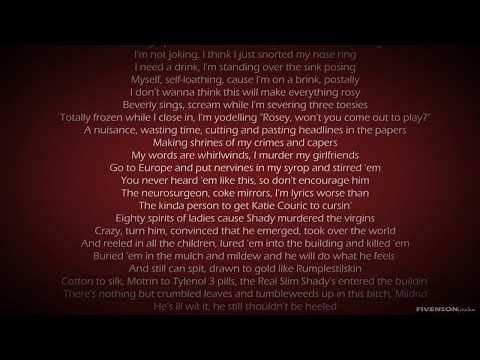 Eminem - Westwood Freestyle