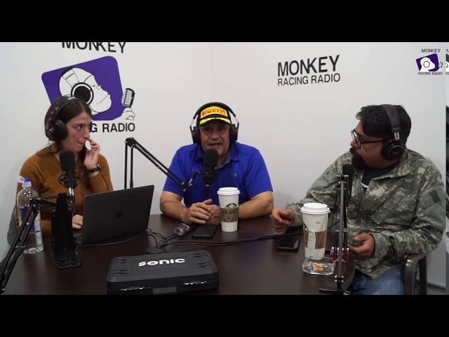 MONKEY RACING RADIO #027 ESPECIAL JAVIER ANTISTA