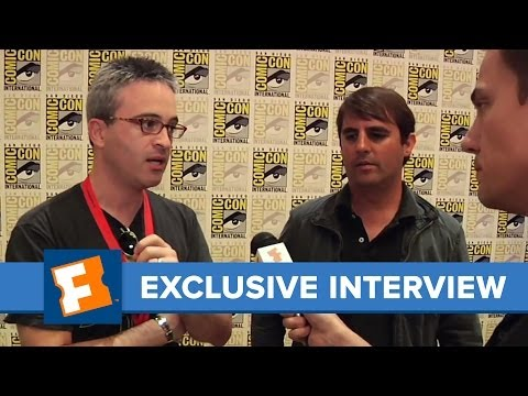Alex Kurtzman Roberto Orci Comic-Con 2010 Exclusive Interview | Comic Con | FandangoMovies
