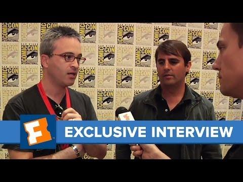 Alex Kurtzman Roberto Orci Comic-Con 2010 Exclusive Interview | Comic Con | FandangoMovies
