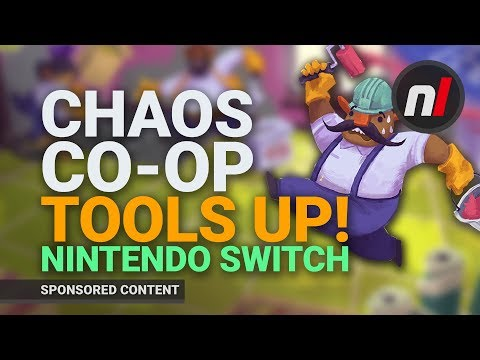 Chaos Co-Op on Switch - Tools Up!