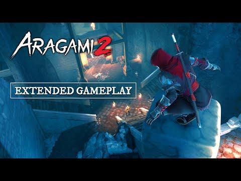 Aragami 2 сразу после релиза добавлена в подписку Game Pass
