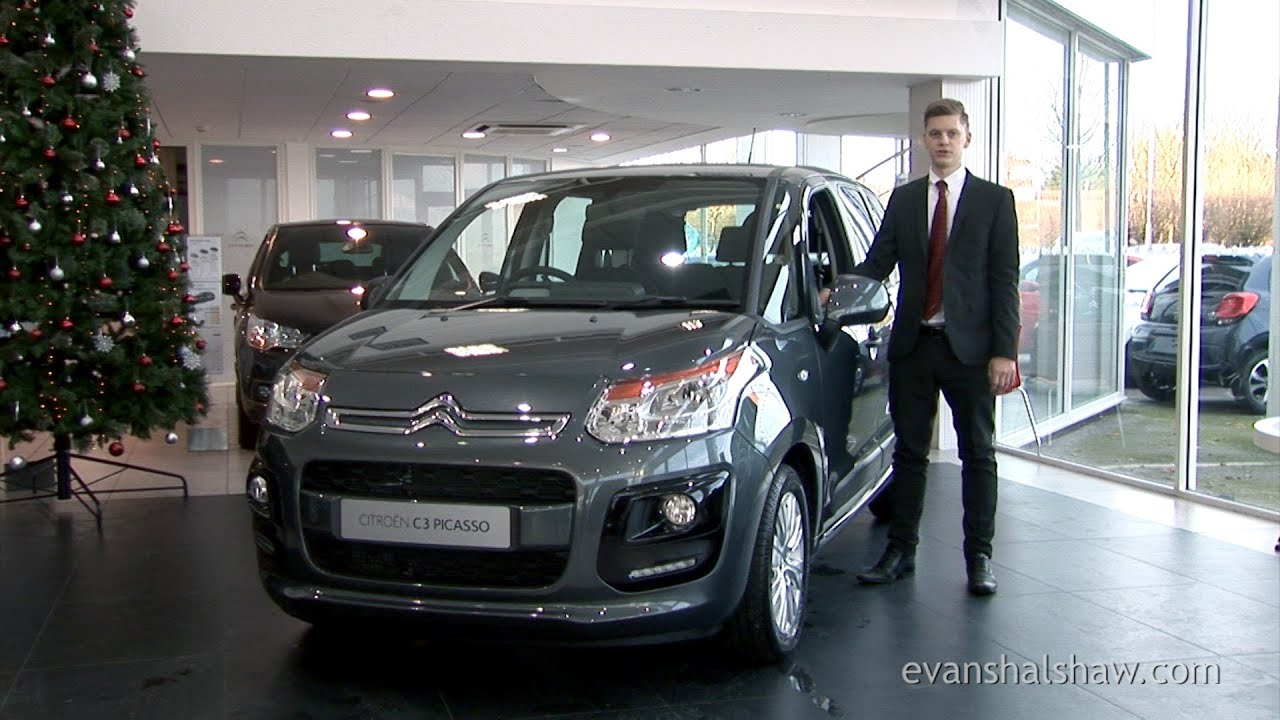 2015 citroen c3 picasso review youtube. Black Bedroom Furniture Sets. Home Design Ideas