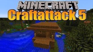 Hexenhaus für Hexenfarm! - Minecraft Craftattack 5 #21