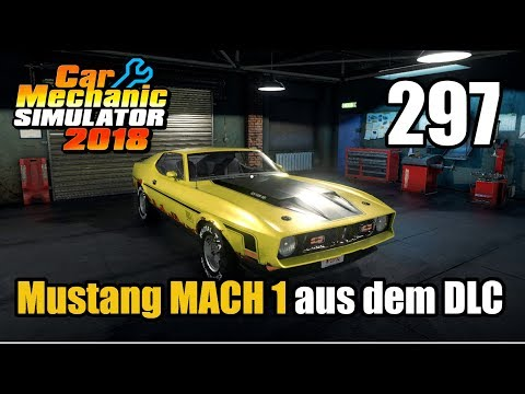 Auto Werkstatt Simulator 2018 ► CAR MECHANIC SIMULATOR Gameplay #297 [Deutsch|German]