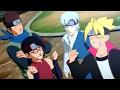 Road To Boruto All Cutscenes (game Movie) Naruto Shippuden Ultimate Ninja Storm 4