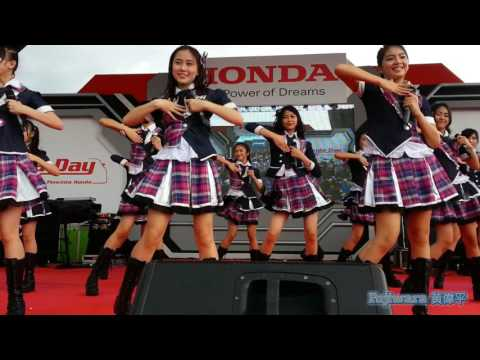 JKT48 - Team T Part 2 @.Honda day 2016 ICE BSD