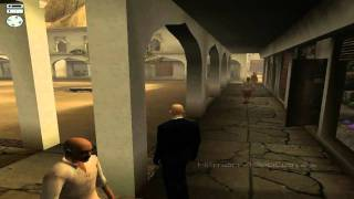 Hitman: 2 Silent Assassin Mission #16 - Temple City Ambush