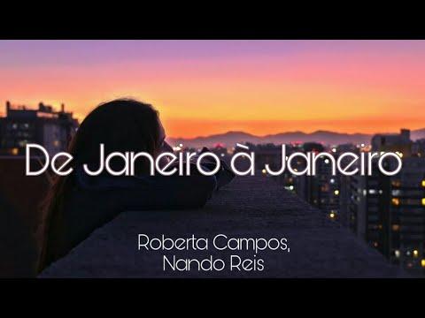 LETRA De Janeiro A Janeiro - Roberta Campos Nando Reis