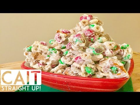 Holiday White Trash Recipe | Cait Straight Up
