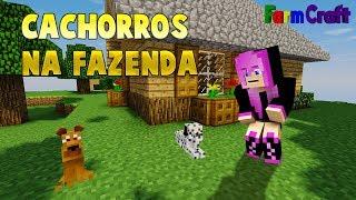 CACHORROS NA FAZENDA - REALISTICK LIVESTOCK (FarmCraft) #9