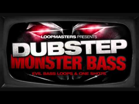 Dubstep Monster Bass - Loopmaster Samples