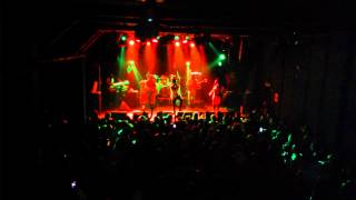 Romain Virgo - Soul Provider (Live) @ PTR - Geneva (20.02.2015)