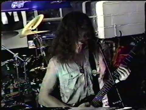 InnerSanctum Metallica Battery Harlingen Texas