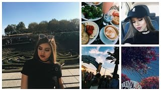 GETTING SERENADED AT THE SANTA MONICA PIER | L.A. Vlog Day 4-5